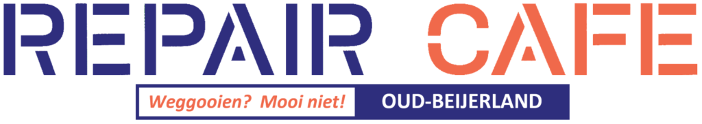 Repair Café Oud-Beijerland