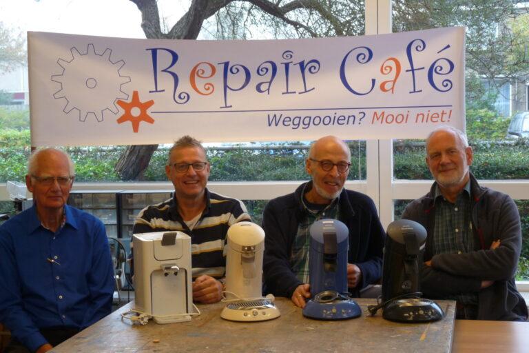 Repair Café oprichters